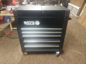 Matco Split Top Tool Box