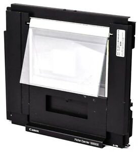 Canon 190rii Microfiche Fiche Aperture Card Carrier For Pc80 Microfilm Printer