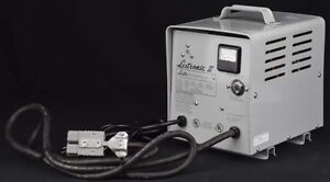 Lester Electrical Lestronics Ii Model 17090 Industrial 120v 15a Battery Charger