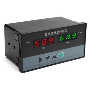 Lcd Egg Incubator Thermometer Automatic Controller Egg Hatcher Temperature Humid