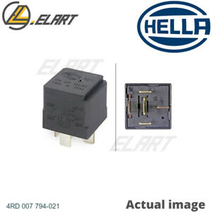Relay Cold Start Control For Opel Mercedes Benz Hella 4rd 007 794 021