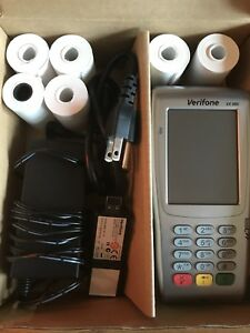 Verifone Vx680 3g Wireless Emv Contactless unlocked used Only 2 Months