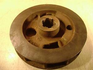 John Deere Unstyled A Clutch Driver Disk