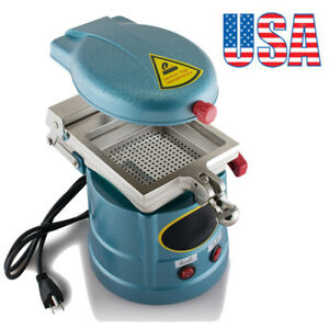 Fda Dental Lab Equipment Dental Vacuum Former Vacuum Forming Molding Machine Usa