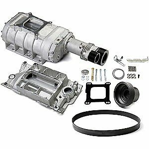Weiand 6512 1 177 Series Supercharger Kit