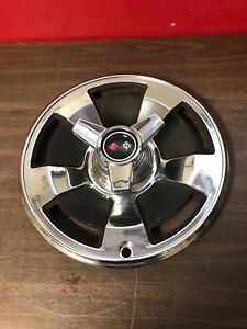 1966 Chevy Corvette Spinner Hub Cap Wheel Cover Original Gm 1118