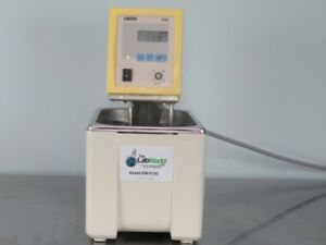 Lauda Ecoline E 100 Circulating Water Bath With Warranty See Video