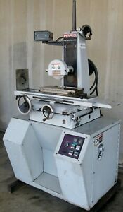 Harig 618 Automatic Surface Grinder 3450 Rpm 3 Hp Ph3