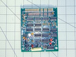 Tektronics 670 3884 05 Dvm Circuit Board kb 4351 00 works