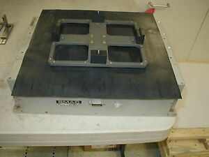 Smac Model No 6x6 X y Table With Linear Motor And Encoder