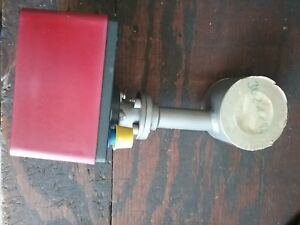 Heinrichs Tsk 120 709 635 Pressure Transmitter new old Stock