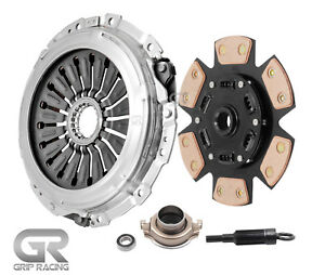 Grip Racing Stage 3 Clutch Kit For 02 04 Subaru Impreza Sti 2 0l Turbo 6spd Jdm