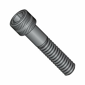 Small Parts 4352csp Black Oxide Alloy Steel Socket Head Cap Screw 3 1 4