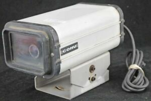 Cohu 2222 1020 eh04 Outdoor Housing Security Surveillance Video Camera Ccd