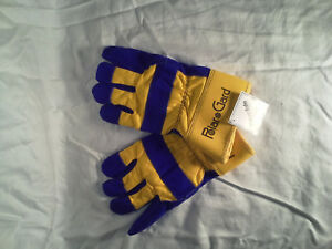 The Original Polar Gard 3 m Insulated Waterproof Suede Leather Glove 1 Dozen