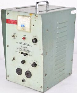 Hughes Vtw 30c mb Portable Stored Energy Welding Power Supply Parts