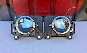 Oem 08 14 Dodge Challenger Bi xenon D1s Hid Light Projectors Set 3 25