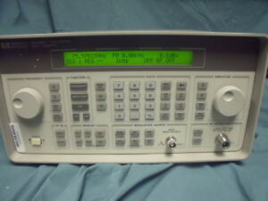 Hp Agilent 8648b 9khz 2000mhz 2ghz Signal Generator Opt 1ea High Power T13