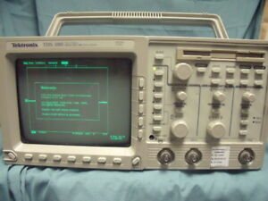 Tektronix Tds380 2 Channel 400mhz 2gsa Digital Oscilloscope W Warranty T13