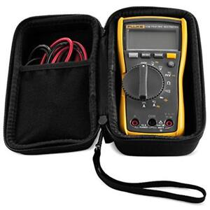 Digital Multi Meter case Only Compact Fits Fluke 117 115 True rms Travel New