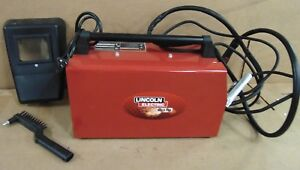 Lincoln Electric 88 Amp Weld Pack Hd 1 8 In 115 volt Dmg Box