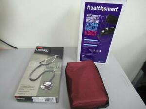 Mabis Matchmates Combination Kit With A 3m Littmann Classic Ii S e Stethoscope