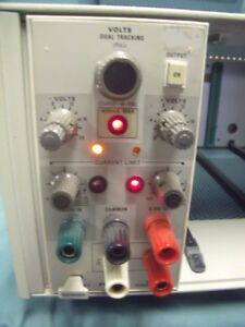 Tektronix Ps503 A Dual Power Supply With Warranty T13