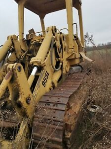 Cat 955 Track Loader Bulldozer