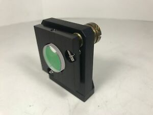 Kinematic Mirror Mount For 1 Laser Mirror Optic W 2 Locking Actuators Km 1