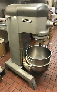 Hobart P660 Pizza Dough Mixer 2 5 Hp 3ph 208 240v With Stainless Bowl