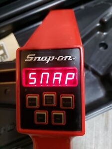 Snap On Mt1261a Computerized Tach Advanced Timing Light