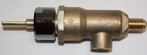 New Ceramic Steam Water Valve For Brasilia Espresso Machines Nos Made In Italy