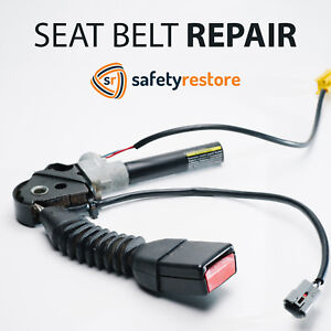 Fits Honda Buckle Seat Belt Repair After Accident Pretensioner Rebuild