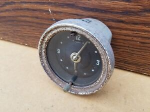 1951 1952 Chevrolet Dash Clock