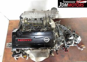 Jdm Nissan Sr20ve Engine And 6 Speed Transmission Primera Sentra Jdm Sr20