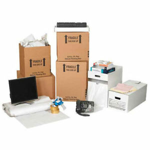 Box Partner Office Moving Kit Lot Of 1