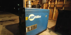 Miller Cp 302 Mig Arc Welding Power Source Welder