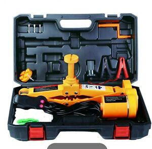 Electric Car Jack 2 Ton Dc 12v All in one Automatic Suv Lift Scissor Repair Tool