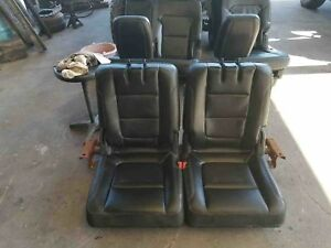 Back Seat 3rd Seat Ford Explorer 17