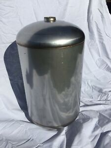 12 Gallon Stainless Steel Tank