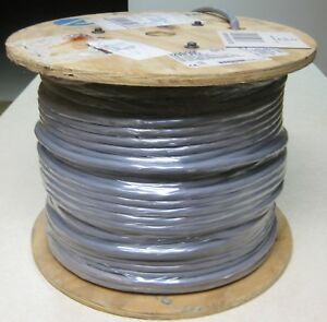 500 Roll Alpha Wire 1299 30c Conductor 22 Awg Foil Communication Control Cable