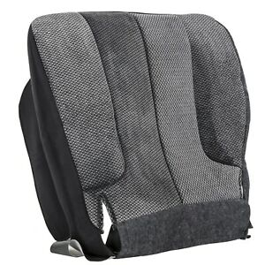 For 03 05 Dodge Ram 1500 2500 3500 Slt driver Side Bottom Cloth Seat Cover Gray