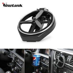 Car Cup Holder Multifunctional Drinks Outlet Auto Interior Organizer Foldable
