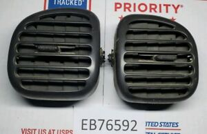 1998 2001 Dodge Ram Heater Ac Vents Passenger Side Dash Vent Pair 1999 2000