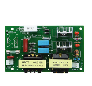 Ultrasonic Cleaner Power Driver Board With 2pcs 50w 40khz Transducers Free Ship