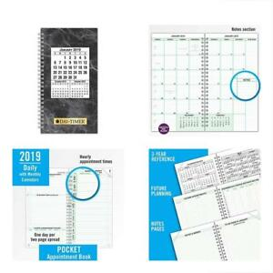 Day timer 2019 Planner Refills Daily Refill 3 1 2 X 6 1 2 Pocket Size 2 Two