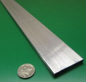2024 T4 Aluminum Bar 1 4 250 Thick X 1 3 4 Wide X 24 Length