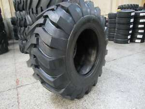 2 tire 21l 24 14ply R4 Rear Backhoe Industrial Tractor Tires 21lx24 21l24