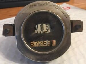 Stewart Warner Model A Speedometer Parts Or Restoration