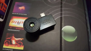 Seek Thermal Android Utaaa Compact Thermal Imaging Xr Camera Great Condition